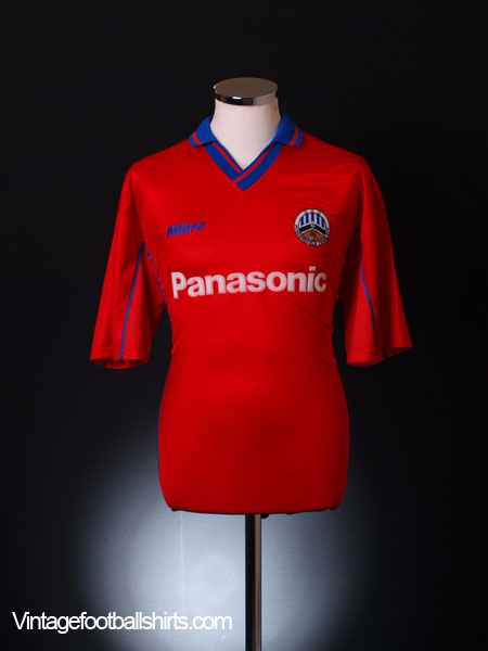 2000-01 Huddersfield Town Away Shirt M