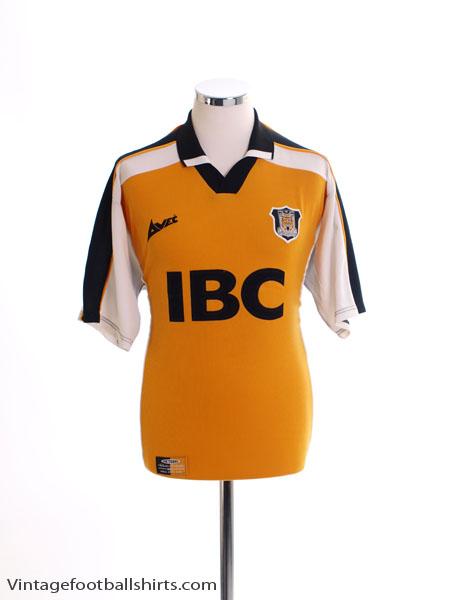 2000-01 Hull City Home Shirt S