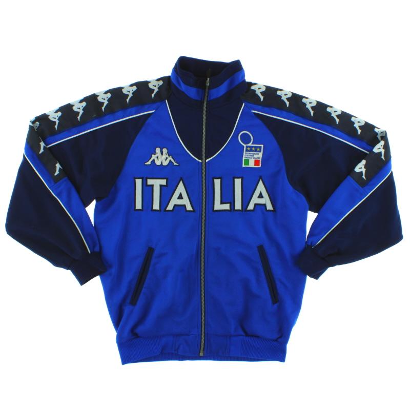2000-01 Italy Kappa Track Jacket L