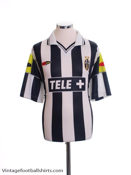 2000-01 Juventus Home Shirt XL