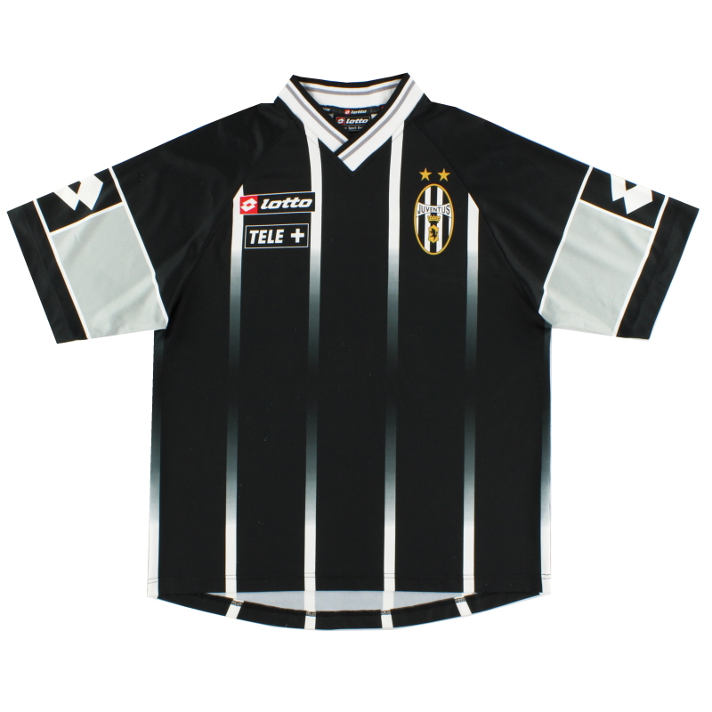 2000-01 Juventus Lotto Training Shirt L