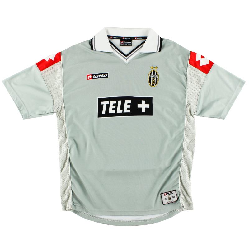 2000-01 Juventus Third Shirt XL