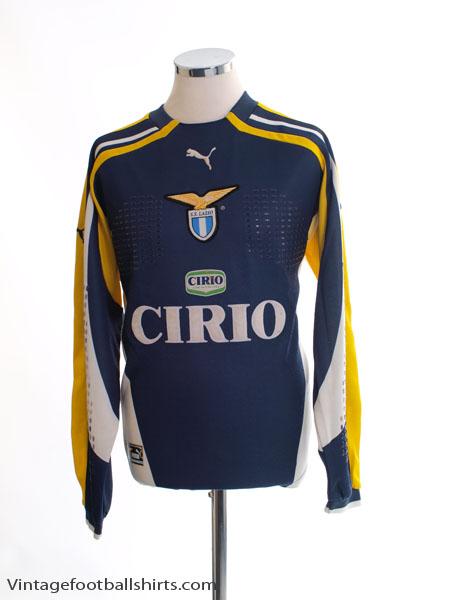 2000-01 Lazio Goalkeeper Shirt M