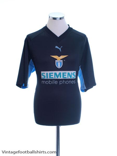 2000-01 Lazio Puma Training Shirt XL in vendita