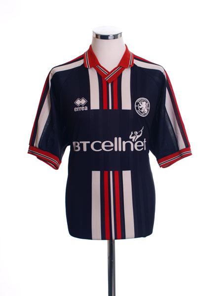 2000-01 Middlesbrough Away Shirt L
