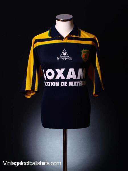 2000-01 Nantes Away Shirt L