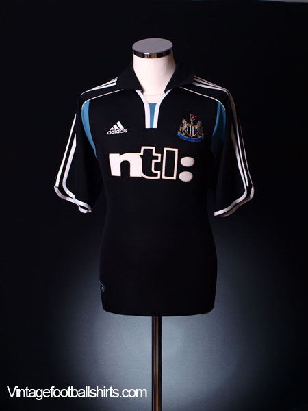 2000-01 Newcastle Away Shirt S