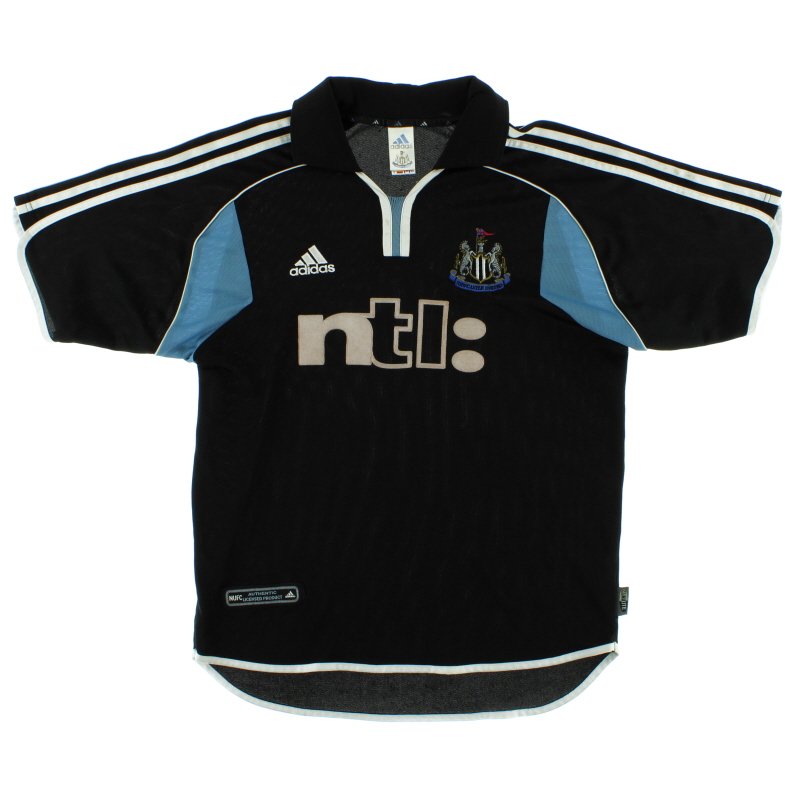 2000-01 Newcastle Away Shirt M - 634733