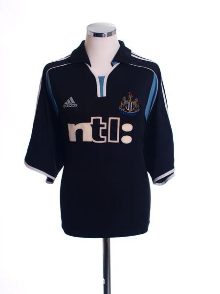 2000-01 Newcastle Away Shirt XXL