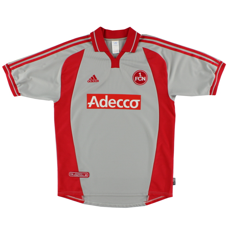 2000-01 Nurnberg Away Shirt M