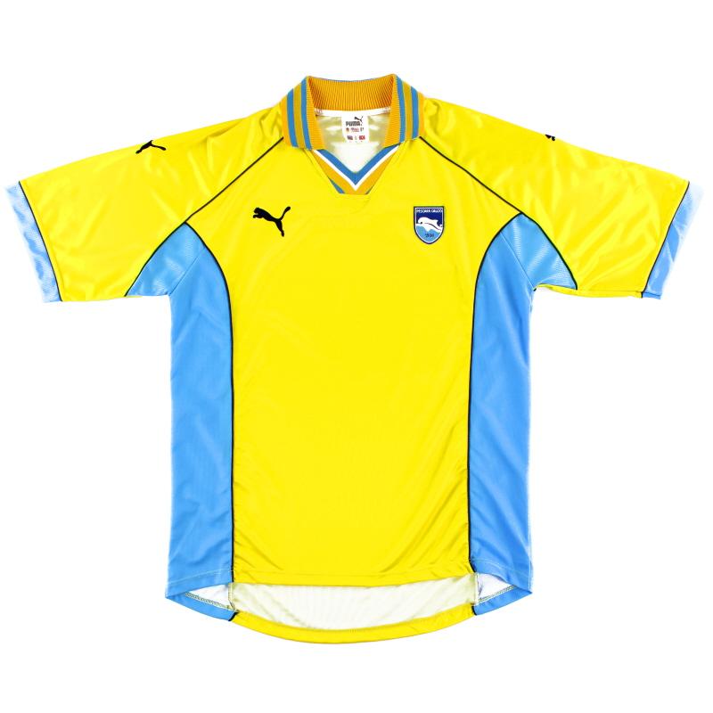 2000-01 Pescara Away Shirt *Mint* XL