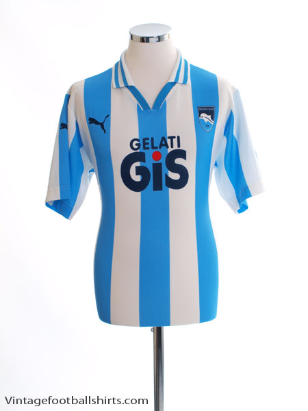 2000-01 Pescara Home Shirt S