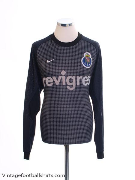 2000-01 Porto Goalkeeper Shirt L