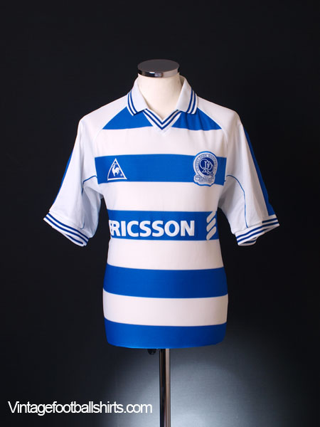 2000-01 QPR Home Shirt *Mint* S