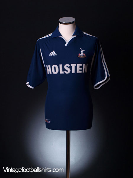 2000-01 Tottenham Away Shirt M