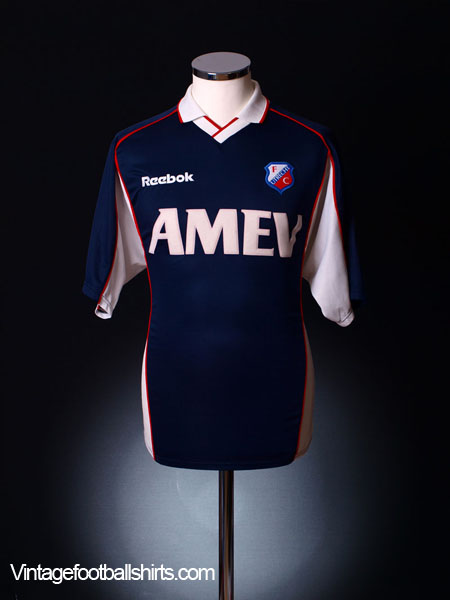 2000-01 Utrecht Away Shirt M