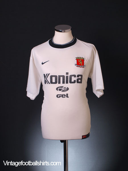 2000-01 Valletta Home Shirt XL