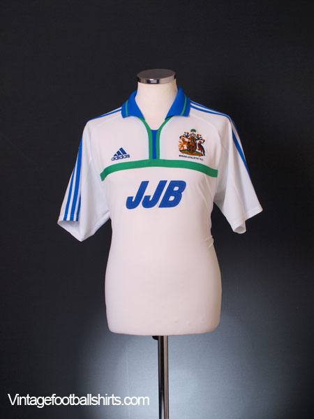 2000-01 Wigan Away Shirt M