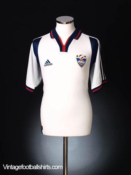 2000-01 Yugoslavia Away Shirt XL