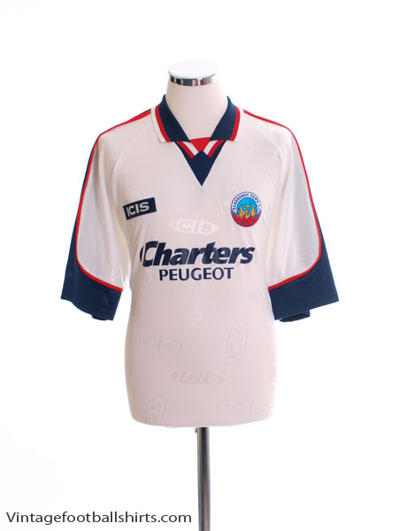 2000-02 Aldershot Town Away Shirt *Mint* L