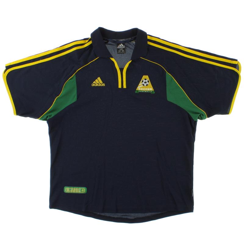 2000-02 Australia Away Shirt L