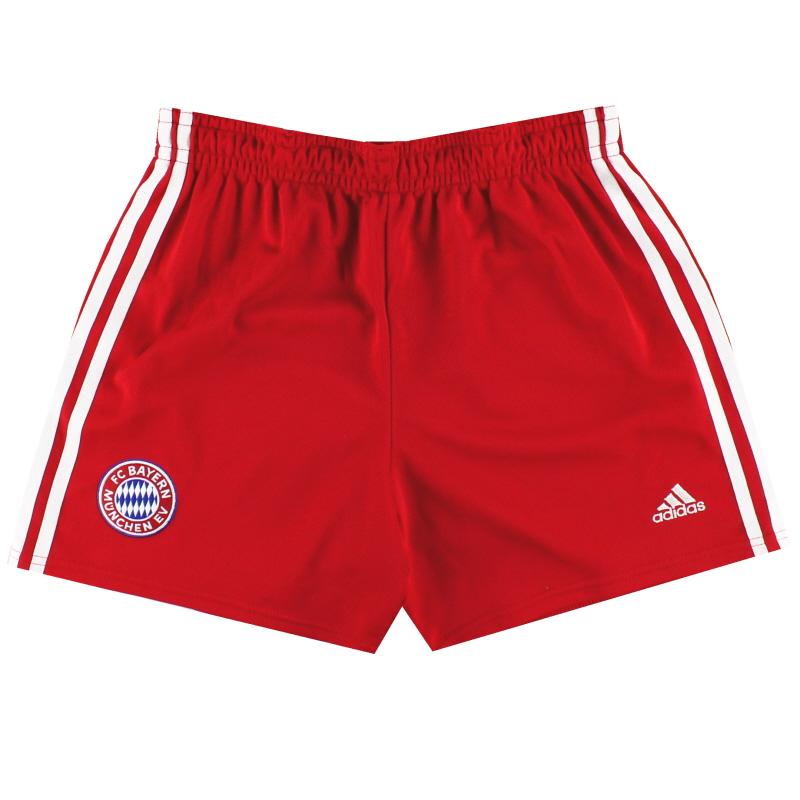 2000-02 Bayern Munich Champions League Home Shorts M