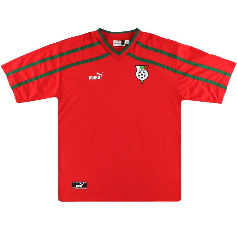 2000-02 Bulgaria Puma Away Shirt L