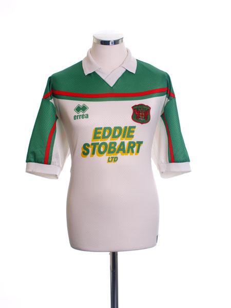 2000-02 Carlisle Away Shirt XL
