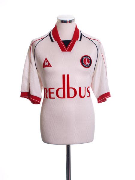 2000-02 Charlton Away Shirt S