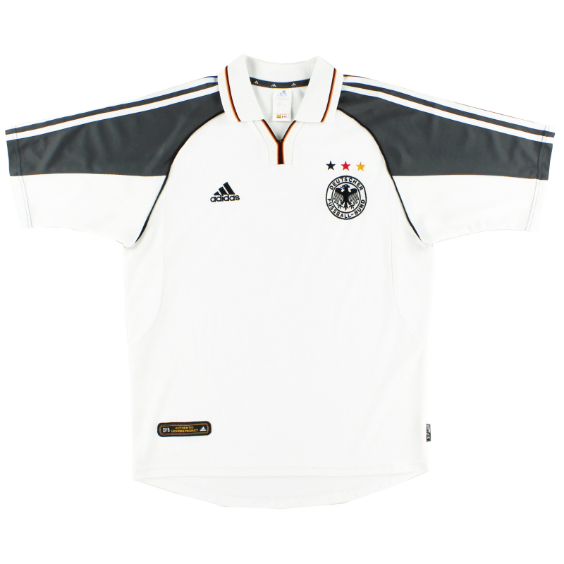2000-02 Germany Home Shirt XL