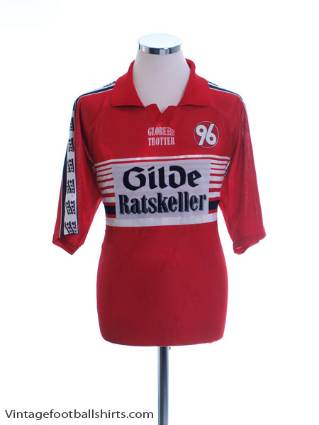 2000-02 Hannover 96 Home Shirt L