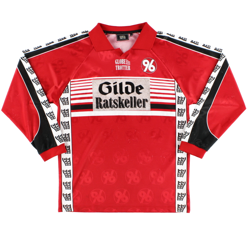 2000-02 Hannover 96 Home Shirt L/S M