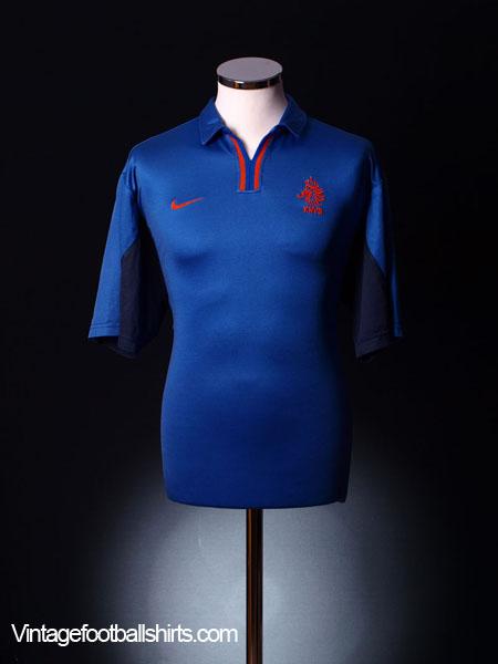 2000-02 Holland Away Shirt XL