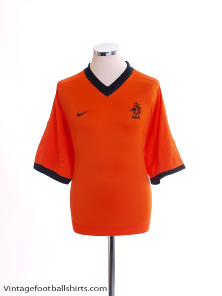 2000-02 Holland Home Shirt XXL