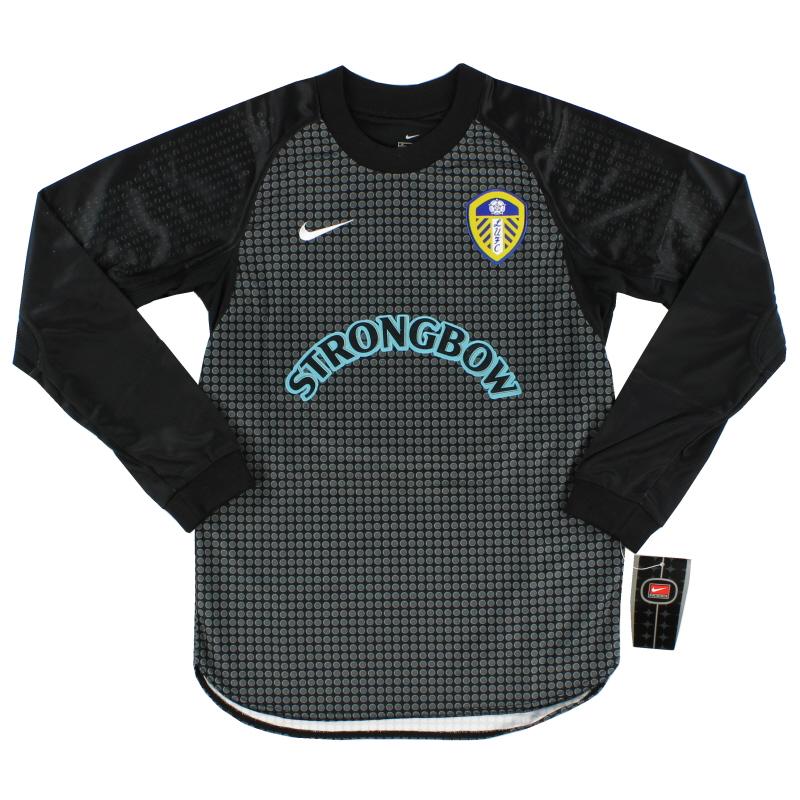 2000-02 Leeds Goalkeeper Shirt *BNIB* S.Boys - 461611