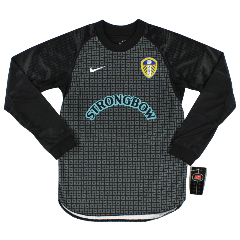 2000-02 Leeds Goalkeeper Shirt *BNIB* M.Boys - 461611