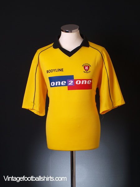 2000-02 Rotherham Third Shirt *Mint* L