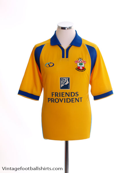 2000-02 Southampton Third Shirt M