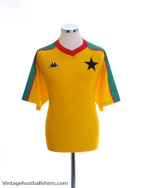 2000 Ghana Home Shirt XL