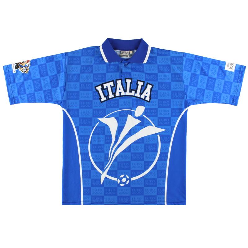 2000 Italy 'EURO 2000' Fan Shirt L