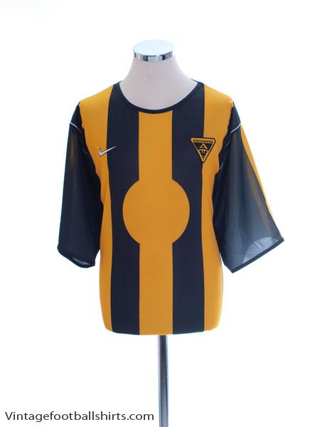 2001-02 Alemannia Aachen Home Shirt *w/tags* XXL - 181542