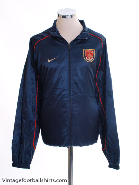 2001-02 Arsenal Track Jacket L