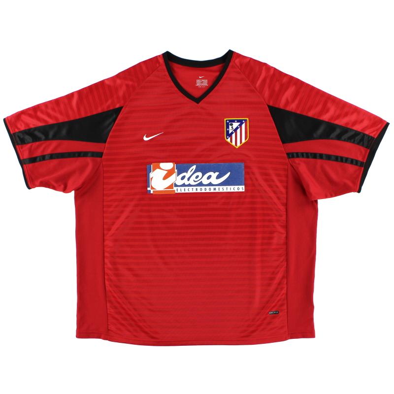 2001-02 Atletico Madrid Away Shirt M