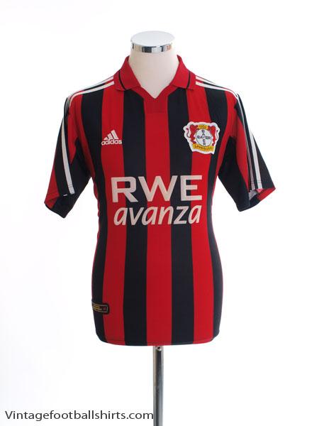2001-02 Bayer Leverkusen Home Shirt M