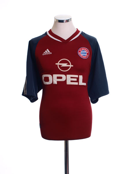 2001-02 Bayern Munich Home Shirt M