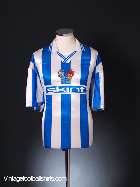 2001-02 Brighton Centenary Home Shirt XXL
