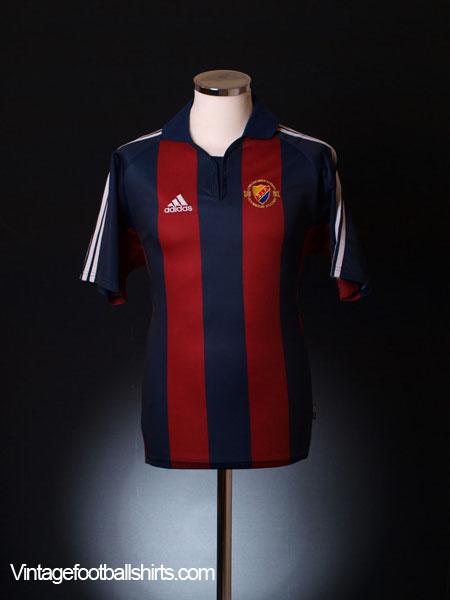2001-02 Djurgardens Away Shirt S