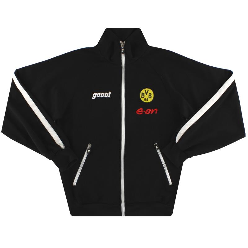 2001-02 Dortmund Goool Track Jacket S