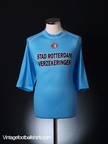 2001-02 Feyenoord Away Shirt XXL