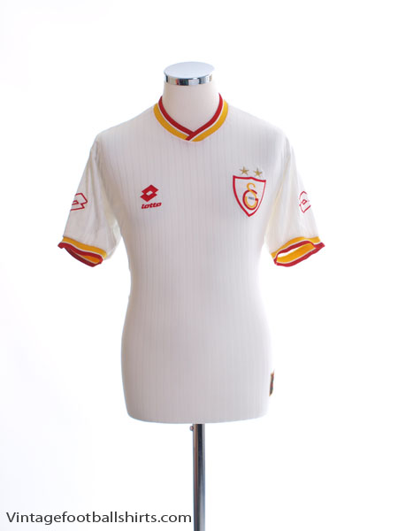 2001-02 Galatasaray Away Shirt S